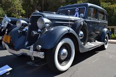 A Stately Stance: The 1934 Dodge DR-6