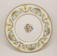 "Minton China Talbot 10.5"" Dinner Plate   (^)"