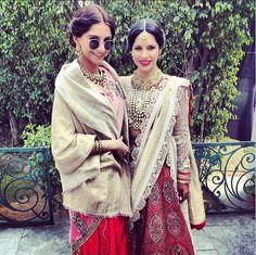 Fashion Tips from Sonam Kapoor's Wedding Style