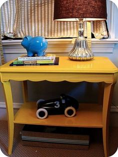 Get Inspired With this Marvellous Cheerful Colored Coffee Tables | Living Room | Coffee and Side Tables | Colored Coffee Tables | Design inspirations | Spring Trends