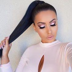 Bellami wrap ponytail