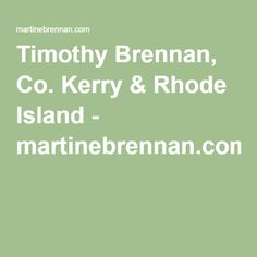 Timothy Brennan was born in Ireland on May 1897 according to his wife Marion's U. in 1907 and lived in Providence, Rhode Island. Passport Application, Rhodes, Rhode Island, Blog, Blogging
