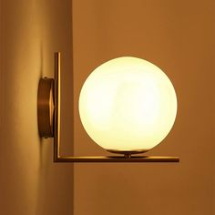IC C/W Wall Ceiling Light By Michael Anastassiades, from FLOS Lighting