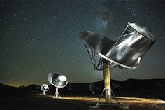 Encryption isn't the reason we're missing alien signals, as Edward Snowden has suggested. Scientists searching for alien life are looking for other hallmarks of communication. For example, SETI uses powerful radio telescopes on Earth to search for narrow-band signals, or signals focused at one spot on the radio dial, Shostak said. Lots of natural bodies make radio noise, he said, but the only thing that makes a narrow-band signal, as far as scientists know, is a transmitter.