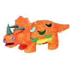 Triceratops Dinosaur Pinata