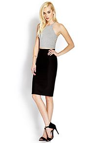 Collect pretty maxis, bodycon, pencil skirts and more | Forever 21
