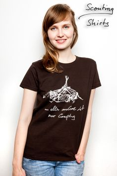 Rabattaktion Kostenloser Versand ab 30€ Mindestbestellwert Gutscheincode: CHILLSOMMER Camping? - Wir gehen zelten... und was macht ihr...? Das passende Shirt gibt's hier!