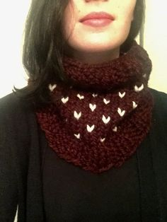 This cowl is perfect when you are running out the door; just grab it and off you go! Super cute and warm. Comes in any color so choose your favorite!  Featured Color A: Claret Featured Color B: Wheat  Wool blend Machine washable and dryable  Instagram: @knittinkittenshop