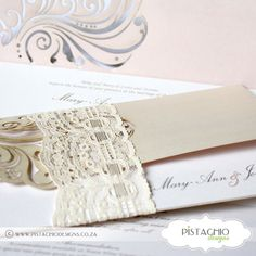 Stylish wedding invitations and stationery design studio in Pretoria, Johannesburg, South Africa. Choose a customed designed invitations, or shop online. Pink Wedding Invitations, Elegant Invitations, Invitation Design, Blush Pink Weddings, Something Old, Stationery Design, Pistachio, Place Card Holders, Romance