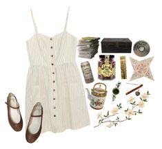 """thinking of summer"" by snowbellecity ❤ liked on Polyvore featuring Cooperative"