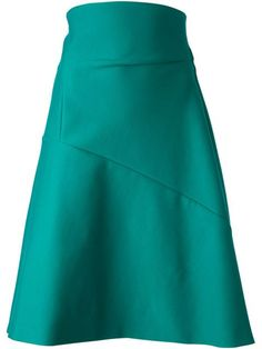 Shop Jil Sander flared midi skirt in Bernardelli from the world's best independent boutiques at farfetch.com. Over 1000 designers from 60 boutiques in one website.