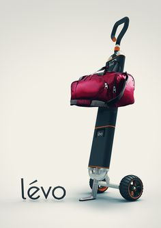 Lévo - multipurpose cart