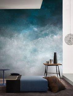 Bedroom Murals, Bedroom Wall, Bedroom Decor, Murals For Walls, Creative Wall Painting, Room Wall Painting, Decoration Inspiration, Inspiration Wall, Decor Ideas