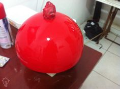 Ideias em casa luminaria pendente diy casa decoracao bola de isopor