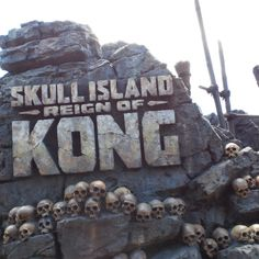 Skull Island: Reign of Kong - The latest ride to open at Universal's Islands of Adventure in Orlando, Florida