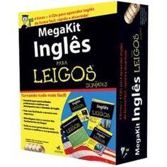 [SUBMARINE] MegaKit Inglês para Leigos - R$89,90 (no boleto) + FG (para algumas regiões)