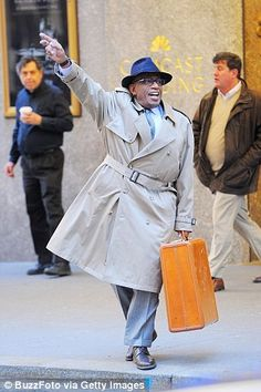 Roker must be happy that the NYC cabbie who passed him up has pleaded guilty and been fined $500