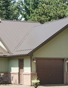 Protect Yourself And Your Home With Steel Roofing From Menards! Unlike  Other Options, Our
