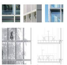Image 16 of 16 from gallery of Office Building 200 / Nissen & Wentzlaff Architekten. Facade Detail