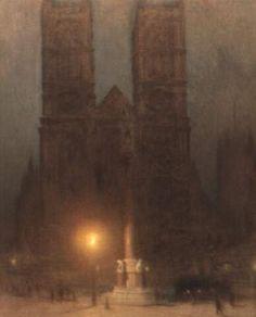 By Arthur Hacker (1858 – 1919)