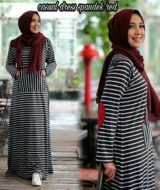 Casual dress red