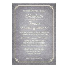 Discount DealsSilver Damask Chalkboard Wedding Invitations CardsWe provide you all shopping site and all informations in our go to store link. You will see low prices on
