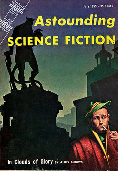 Astounding Science Fiction- July 1955