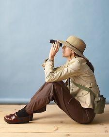 jane goodall costume - Google Search                                                                                                                                                                                 More