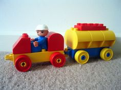 duplo tanklastwagen