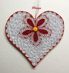 Quilled Heart by pinterzsu on DeviantArt