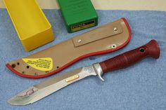 Vintage Puma Sea Hunter 6363 1976, Fishing knife near perfect to age, new in box | eBay