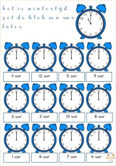Kids Math Worksheets, Clock For Kids, Math For Kids, Letters, Science, Education, School, Winter, Money