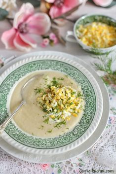 Przepisy na Wielkanoc - Zen w kuchni Xmas Party, Cheeseburger Chowder, Sushi, Blog, Blogging