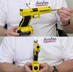 Glock Pistol Disguised As A Drill - Neatorama