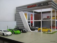 Dioramas e Diecast 1:64: Abril 2011