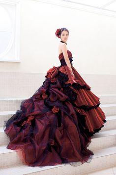 dball ~ dress ballgown:
