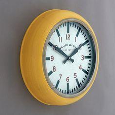 Canteen Wall Clock