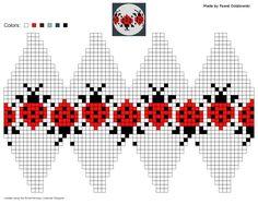 #julekuler_designer knitting chart made by Pawel Dolatowski