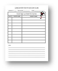 email sign-up sheet template - Google Search   sign-up   Pinterest ...