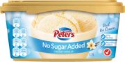 No Added Sugar Tub - we can only do small servings of this due to high sugar count.