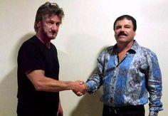 Desire interrogar a Sean Penn por vised con 'Le Chapo'