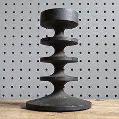 Robert Welch cast iron candlestick