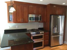 Kitchen Renovation in Waterford CT www.shawremodeling.com #kitchen #renovation #remodel #kitchendesign #waterfordct