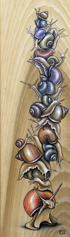 Snail Pile 02 Fay Helfer