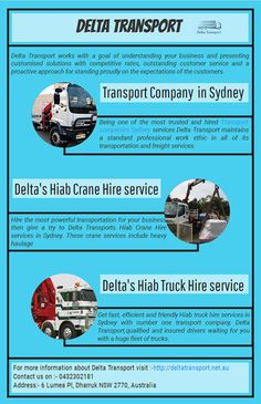 Delta Transport - Well known Transport Company in Sydney Transportation Jobs, Transport Companies, Sydney, Vehicle, Handle, Strong, Business, Store, Business Illustration