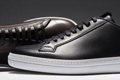 the best attitude 78b51 bc9d9 Churchs Debuts Minimal Sneakers 2015 • Selectism