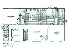 18 best multi section floor plans built by oak creek lancaster model 3325 malvernweather Gallery