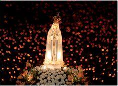 Nossa Senhora de fátima, rogai pela paz na Síria!