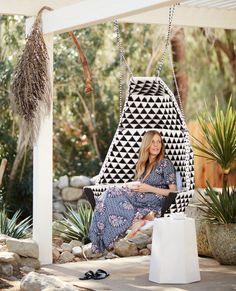Tahiti Indoor/Outdoor Hanging Chair