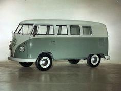 Volkswagen T2, an end of an Era